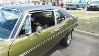 1972 Chevy Nova - Woodward Dream Cruise 2012