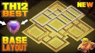 Clash Of Clans   TOWN HALL 12  TH12  BASE w  PROOF %E2%9C%85 Trophy Base   War Base   Troll Bases 20