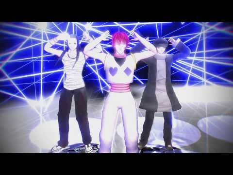 {mmd}-hxh-adultrio---move-your-body-60fps