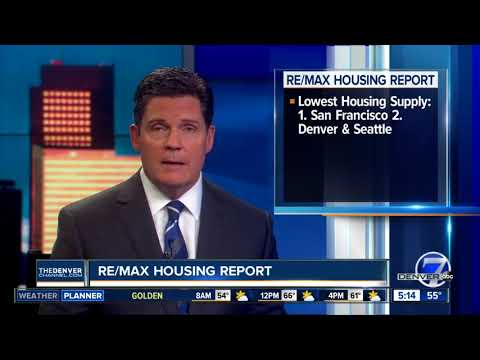 RE/MAX housing report shows low inventory continues in Denver