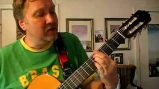 Too Much - Demais - Jobim / Oliveira Cover - English lyrics by Paul Sonnenberg