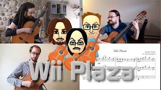 Nintendo Wii: Wii Plaza (Ottawa Guitar Trio)