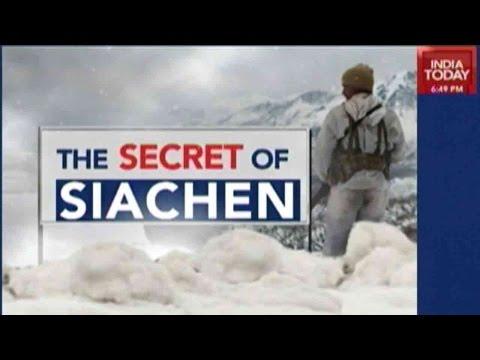 The Secret Of Siachen
