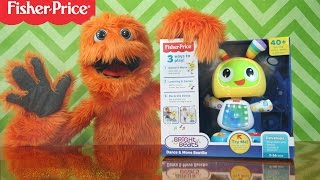 Fisher Price Laugh & Learn Fun With Friends Musical // Bright Beats Dance & Move BeatBo