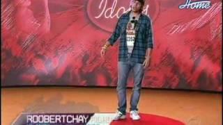 Ídolos 2010 - Audição - Roobertchay Filho conhecido como Chay Suede...