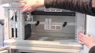 видео Шкафы телекоммуникационные настенные