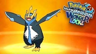 EMPOLEON!! [#17] | Pokémon Ultra Sun And Moon Wonderlocke