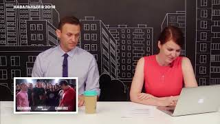 Навальный о рэп-баттле Гнойный vs Oxxxymiron
