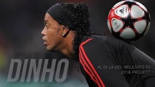 Ronaldinho - Crazy Skills with AC Milan [2008-2010] - HD Best Quality