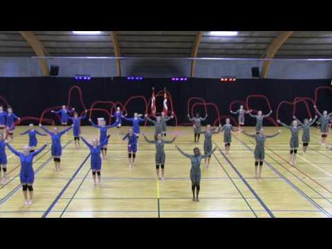 Opvisningsaften 2017 - Sorø Gymnastikefterskole