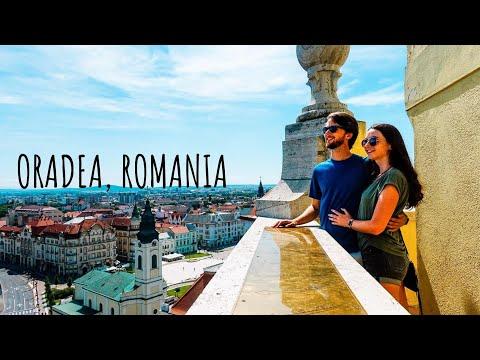 Visiting Oradea, Romania | Hidden Gem in Europe!