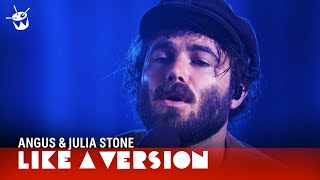 angus julia stone chateau live on triple j