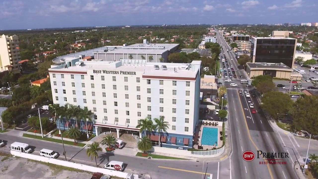 Best Western Premier Miami International Airport Hotel Suites 720p