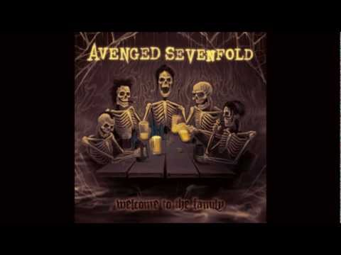 Avenged Sevenfold - Welcome to the Family(Vocals Only)