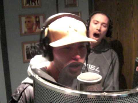 D-Lock, Choice, Preshus PRE & Mc Vapour StreetLife Volume 1 Aim Record Studios! 5