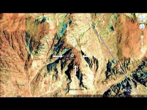 2129(2)Jabal Al Lawz=Mt Sinai ラウツ山=シナイ山・モーゼ山の謎・All Gods is One神々はひとつだった