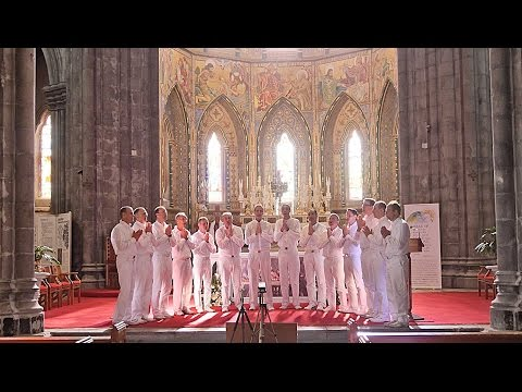 Spiritual Songs in Kilkenny Cathedral, Ireland