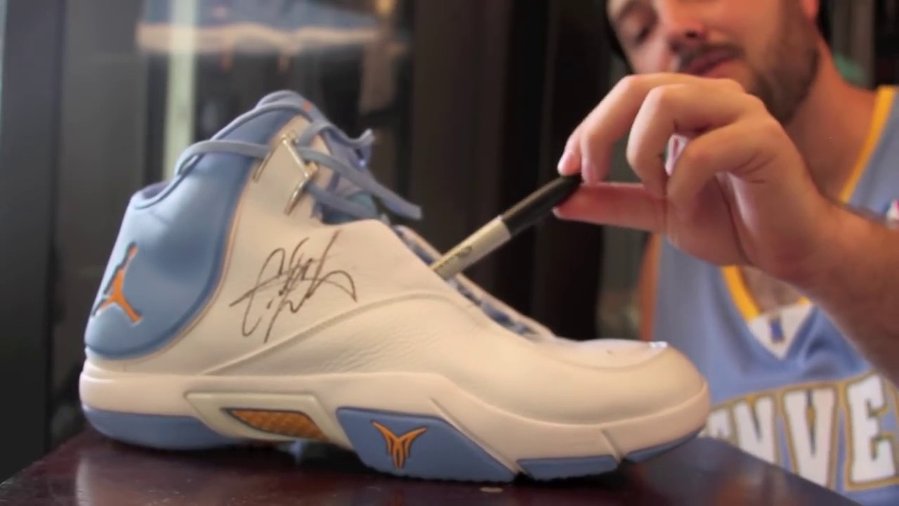 how to get sharpie off of a leather shoe sneaker youtube