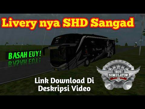 Livery Po. Haryanto SHD | Kehujanan euy | top livery | plus link download