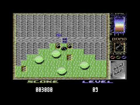 C64 Longplay: Beat Ball