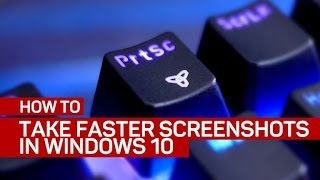 3 ways to take faster screenshots in Windows 10 (CNET How To)