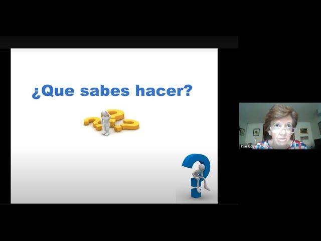 #HoradeConectar con Pilar Gómez-Acebo