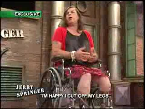 the reasons why i dont like the jerry springer show Kristina's here because her marriage is in trouble and she's ready to confront the reason why connect with the jerry springer show: website: http://jerryspr.