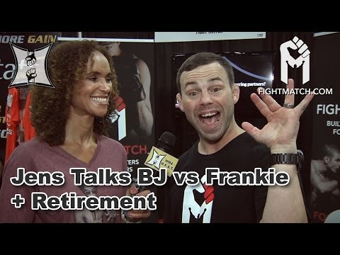 Jens Pulver Tells Us Why He Loves BJ Penn + Confirms His Own Retirement
