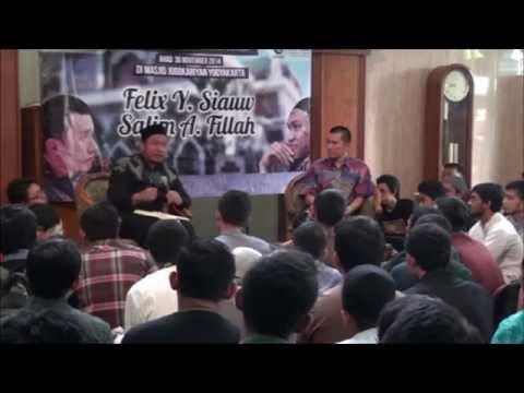 Tabligh Akbar Duet Ukhuwah Ust. Salim A Fillah & Ust. Felix Siauw
