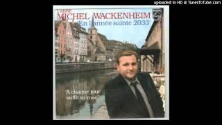 l'ABBE MICHEL WACKENHEIM - En l'Anne?e Sainte 2033