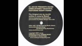 DJ Jus-Ed - Unbelievabely Beautiful (The Original Mix) [Underground Quality, 2006]