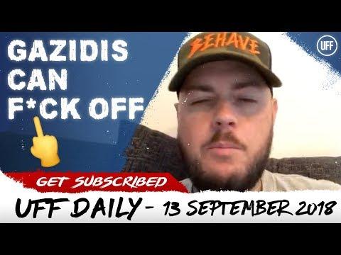 IVAN GAZIDIS TO GO AC MILAN ? | UFF Daily
