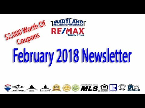 Feb. 2018 Newsletter|Preparing To Sell Your Home|301-418-8640|Houses For Sale|21771|Homes For Sale