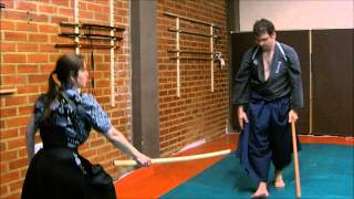 Ogawa Ryu - Private Class with Shidoshi Jordan Augusto - IV - 2014