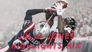 #4: WR JULIO JONES HIGHLIGHT MIX || CHANGE LANES||