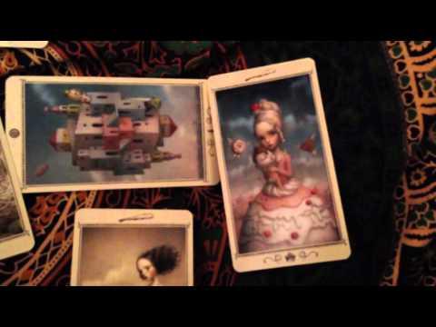Aphrodite Tarot Reading (Part I)