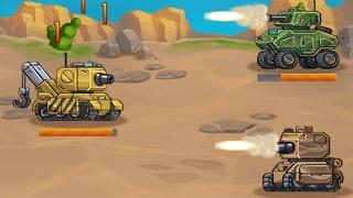 Танковый отряд (Tanks Squad) // Геймплей