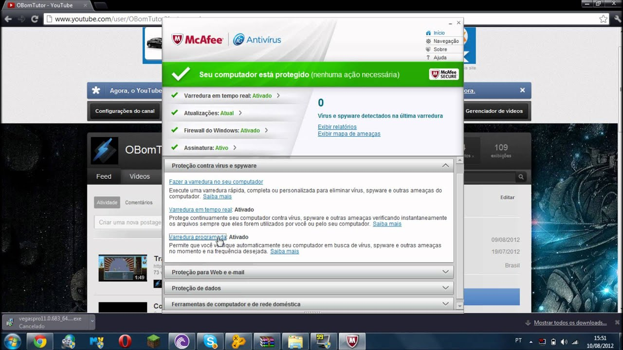 McAfee Total Protection Free Trial