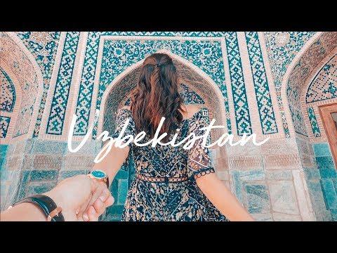 TRAVEL: UZBEKISTAN | DAN & AMELYN