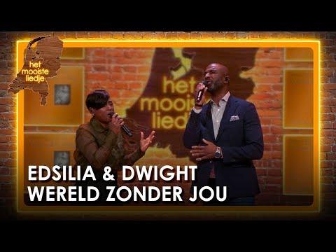 Edsilia Rombley & Dwight Dissels - Wereld zonder jou | Het mooiste liedje