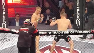 TKO 44 MMA - Michael Dufort vs Jesse Ronson - Centre Videotron Québec 2018