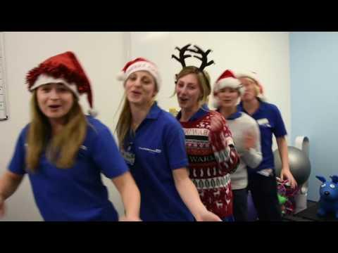 Leeds Children's Hospital Physios and OTs -  Rockin' Around The Christmas Tree