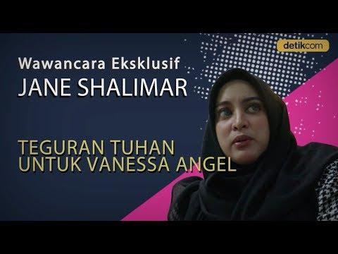Eksklusif! Jane Shalimar, Rangkul Vanessa Angel Hadapi Teguran Tuhan