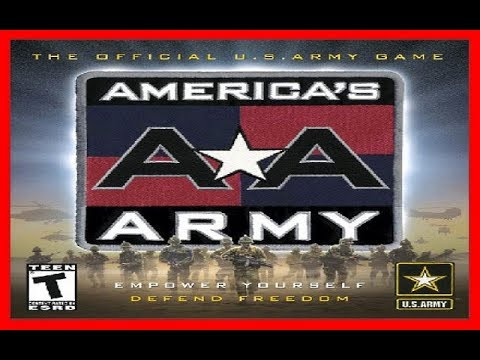 America's Army 2002 PC