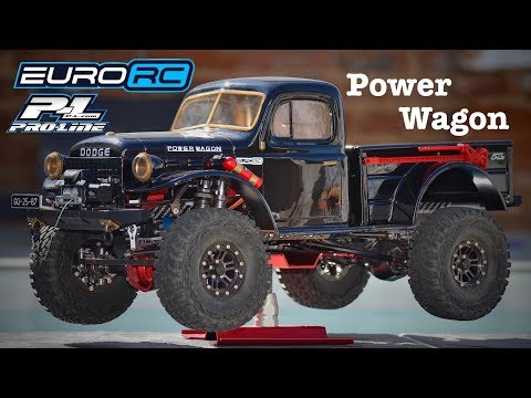 DIY!! How to Paint Proline Dodge Power Wagon/ 3d printing accessories