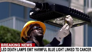 BREAKING: WEAPONIZED DEATH LAMPS TERRORIZE RESIDENTS - SMART CITY DIELECTRIC LENS TARGETING
