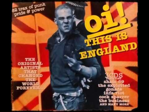 V.A. Oi! This is England Vol.1 FULL ALBUM