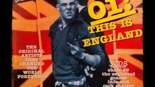 V.A. Oi! This is England Vol.1 (FULL ALBUM)