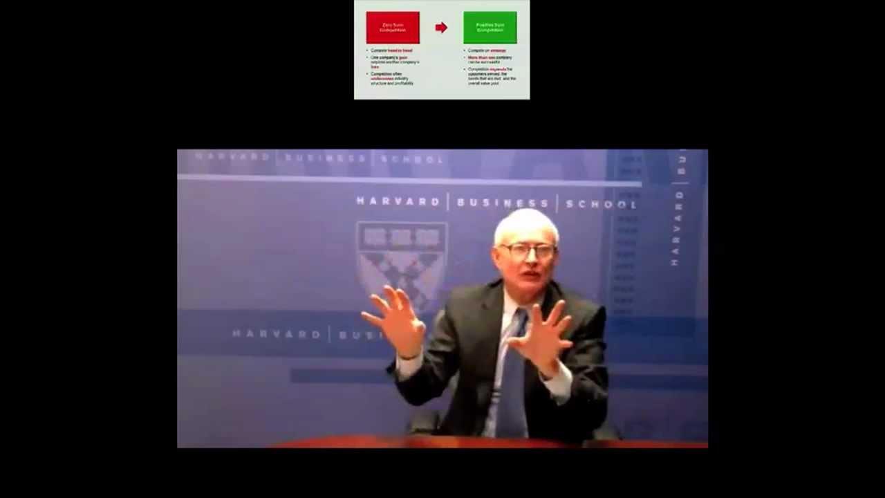 ECON 125 | Lecture 24: Michael Porter - Strategy