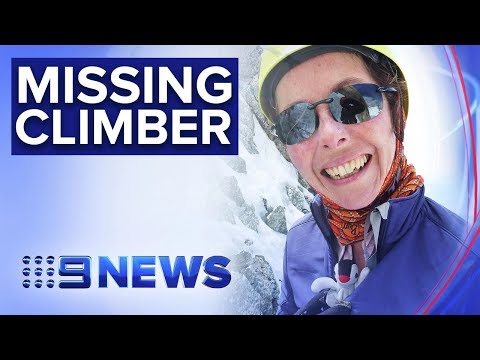 Australian Climber Missing In Himalayas After Avalanche | Nine News Australia